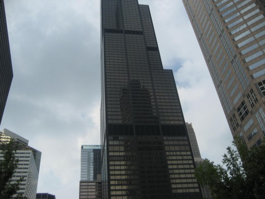 The Sears tower