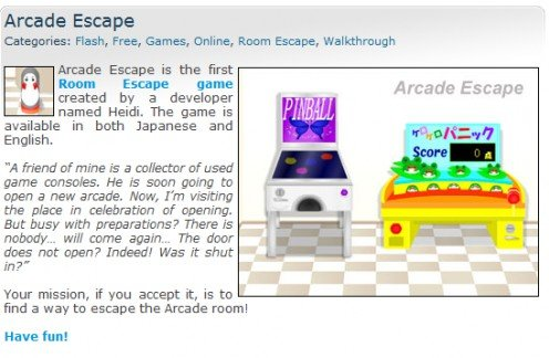 Screen shot of http://www.freegamesnews.com/en/?p=2288 where you can go to read the comments if you need help finding the clues