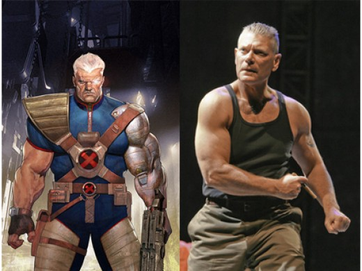 Could Stephen Lang be playing Cable?