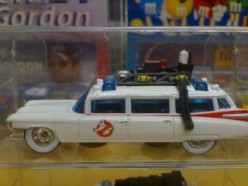 The Ecto1 Ghostbusters Diecast Collectible