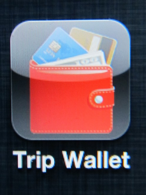 Trip Wallet for budgeting vacations