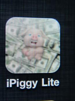 iPiggy Lite is a free app
