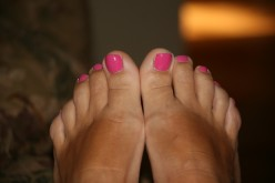 Have Happy Feet--Get A Pedicure