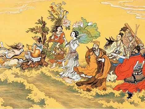 Ancient Chinese sages, they say, knew the secrets to immortality.