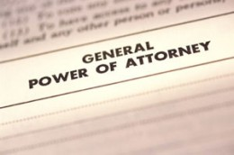 Your attorney will inform you what your state's requirements are and the language of which will be included in your parents' Durable Power of Attorney.