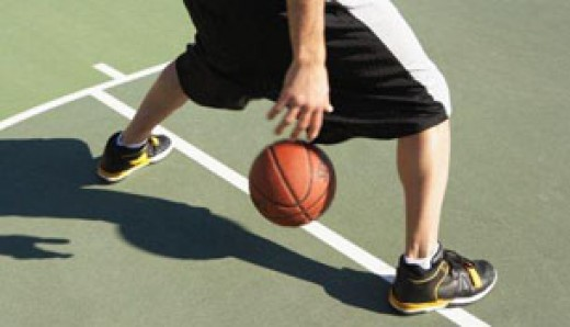 Jump Higher Basketball Training Tip Number 7: Be the Ball