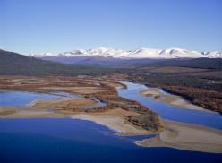 Mountain Lodge Cabins for sale near Sarek National Park