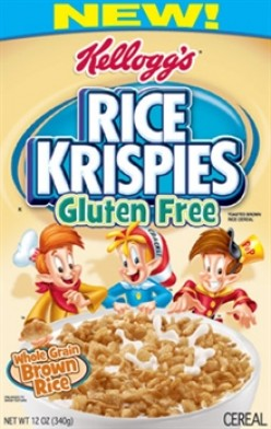 Kellogg's Australia - Gluten Free Rice Bubbles Please?