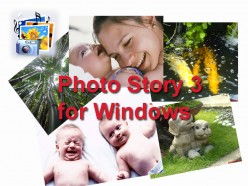 Convert Photos To Videos - The Fast, Fun and Easy Way! PhotoStory 3 for Windows