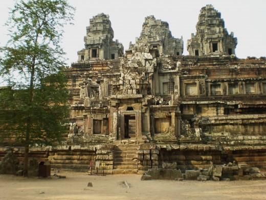 Ta Keo, Temples of Angkor, Cambodia