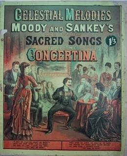 D L MOODY & IRA SANKEY HYMNAL