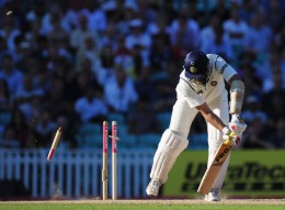 Anderson Bowling Laxman and Indian hopes
