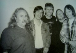 Jackson Browne with CSN&Y