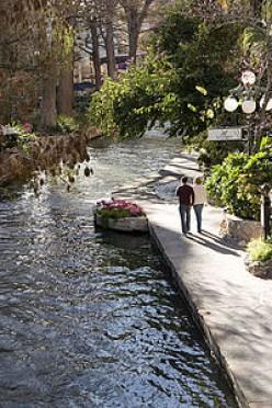 San Antonio, Texas - The River Walk