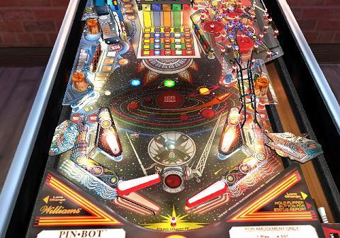 Pinball Hall of Fame: The Williams Collection Pin*Bot