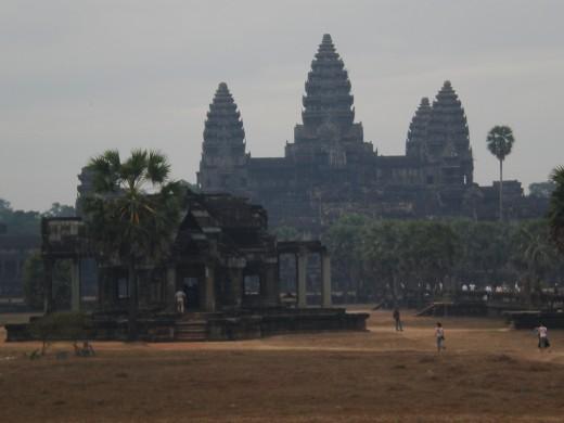 Angkor Wat, Temples of Angkor, Cambodia