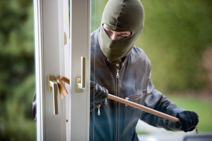 Protect yourself and your family with a home security system.