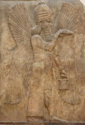 Ancient Blessing Genie Dur Shaaukin