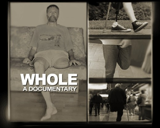 "Cover Art of the Documentary ""Whole"" By Melody Gilbert"