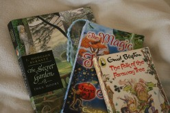 Three novels young girls will love
