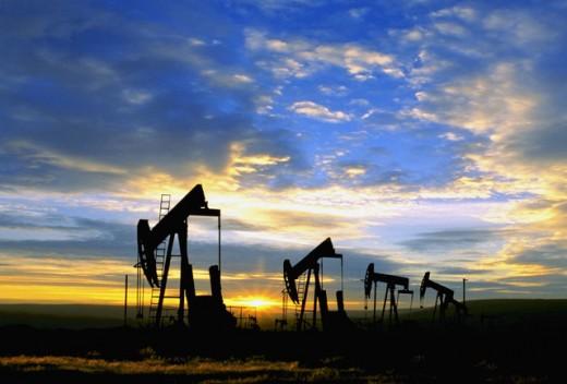 Oil Companies don't fall so easily
