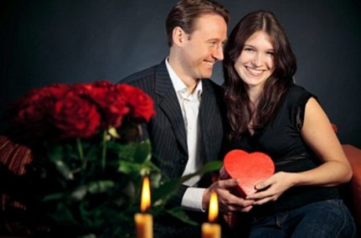 Venus rules romantic love