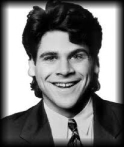 "Marc ""Skippy"" Handelman at happier times when Family Ties was on the top of the sitcom ratings on NBC."