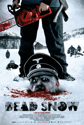 Poster for Dead Snow