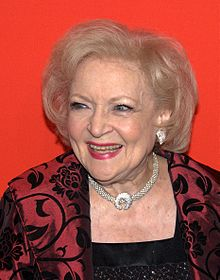 Betty White does well and continues her work, now over 90 years of age.