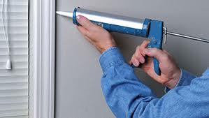 You may use a caulk gun for sealing!
