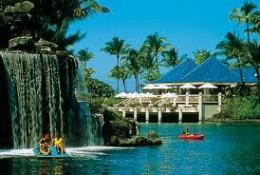 Tropical vacation awaits!