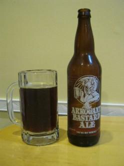 Arrogant Bastard Ale - Beer Review