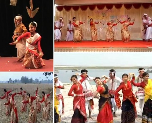 Bihu Dance and Festival in India