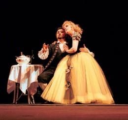 Manon Lesco - opera