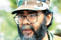 Alfonso Cano, current FARC leader