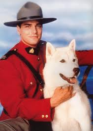 A Canadian Mountie