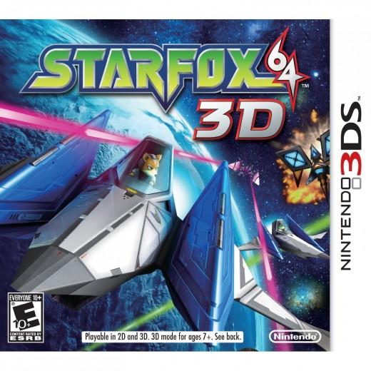 Starfox 64 DS - Best DSi Games