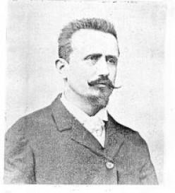 Architect Vittorio Meano