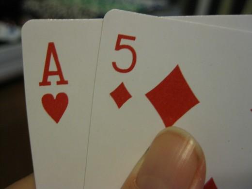 Ace Five Off Suit