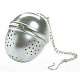 A standard tea ball.