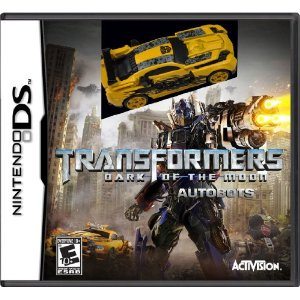 Transformers DSi Games