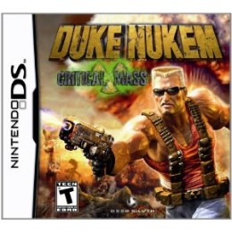 Duke Nukem DSi Game