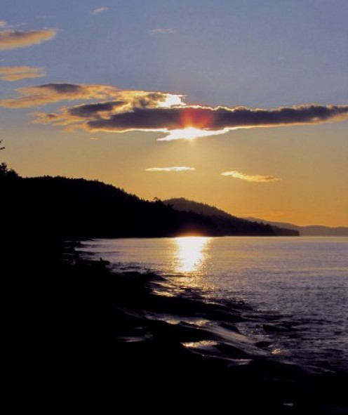 Galiano Island, Gulf Islands, BC