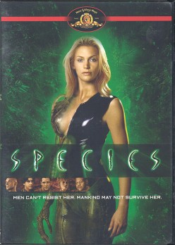 Species started a series, but seriously?