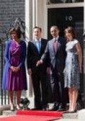 During our 'visit,' President Obama took time out to pose with some VIP's who were at the White House that day.