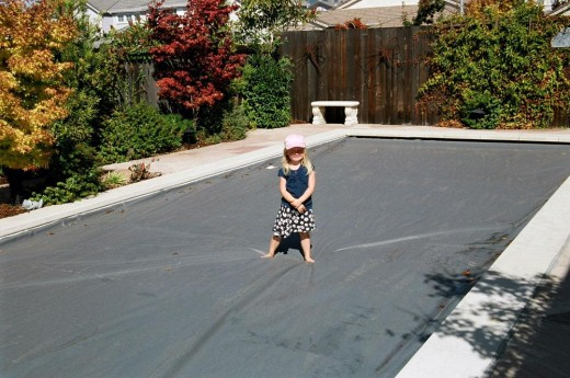 By having a pool cover or pool fence installed, all of the dangers involved with an open body in your backyard can be entirely eliminated.