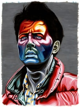 Marty Mcfly by Carty Sewill