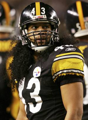 Troy Polamalu is the most important piece to the Steelers defense