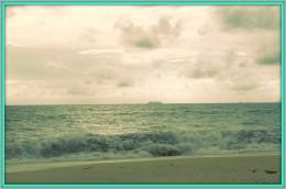 Wave at Phra Ae Beach in Koh Lanta Yai.