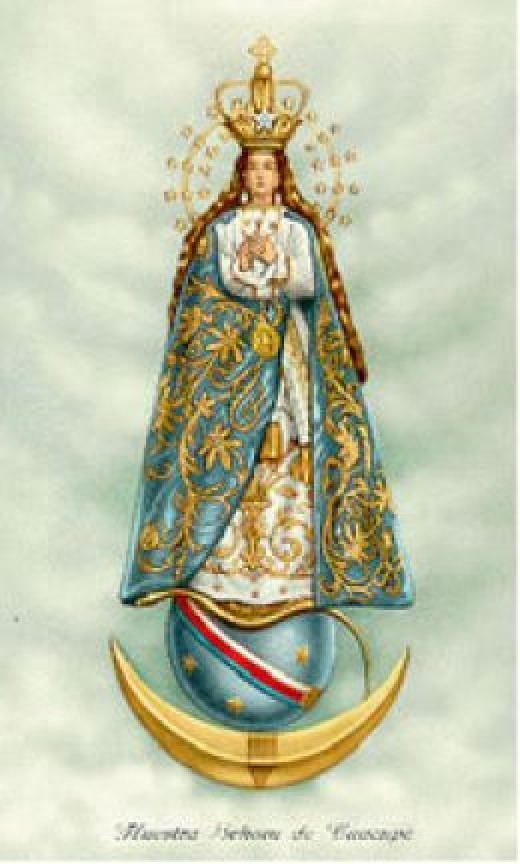 The Virgin of Caacupe